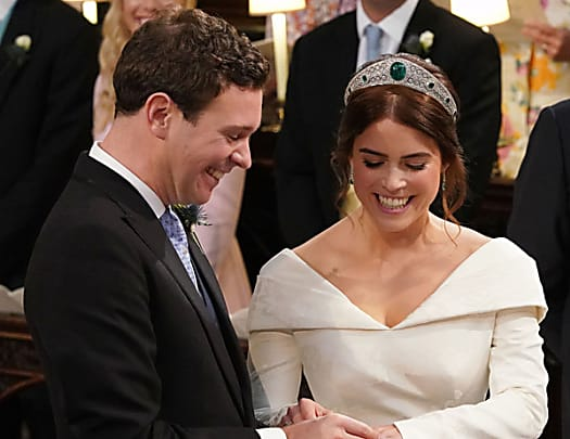 Photos From Princess Eugenie & Jack Brooksbank's Big Day