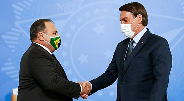 Pazuello deve voltar ao governo Bolsonaro em breve, diz jornal