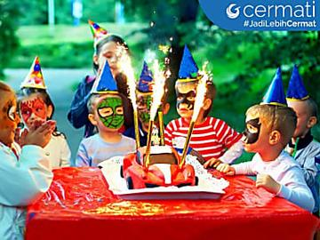 Ide Dekorasi Pesta Ulang Tahun Sederhana dengan Budget Minim - Cermati