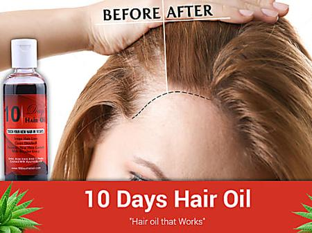 Handmade Oil in Kerala to Grow Hair and  Prevent Hair Loss