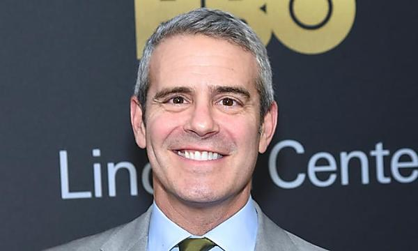 Andy Cohen celebrates 50th with John Mayer, but they're not dating
