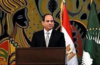 اعتقال عدد من المحتجين في مظاهرات نادرة تطالب برحيل السيسي