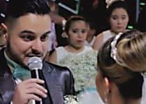 Em Seu Casamento, Noivo Choca a Todos Confessando Seu Amor Por Outra Garota