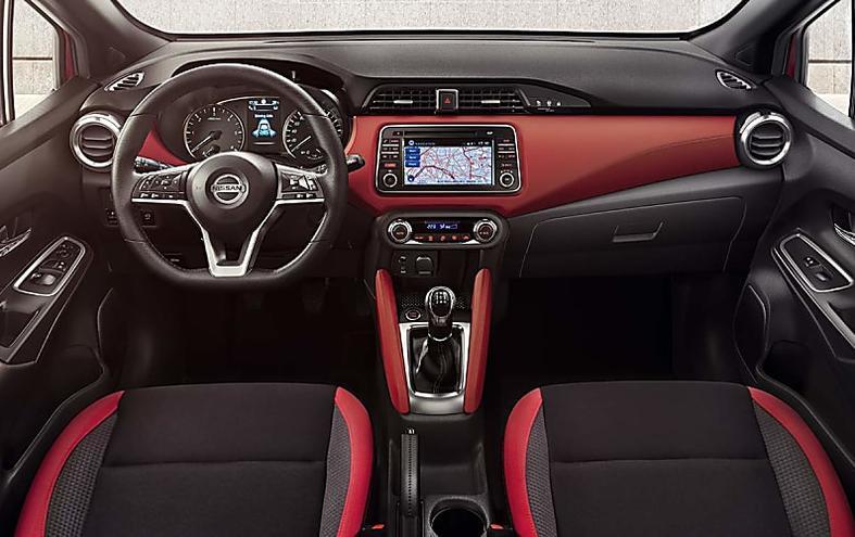 Nissan MICRA por 7€ al día. Un precio sin sorpresas con tecnologías sorprendentes