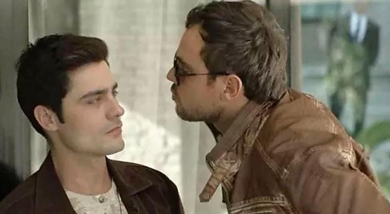 Leandro prende Chiclete em casa e vai atrás de Vivi em 'A Dona do Pedaço'