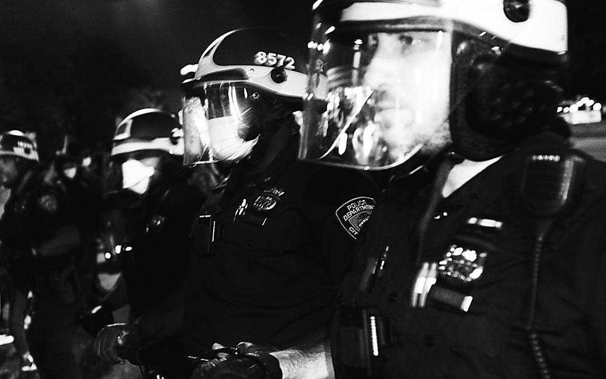 U.S. Policing Costs Soar As Crime Rate Declines Over The Past Three Decades
