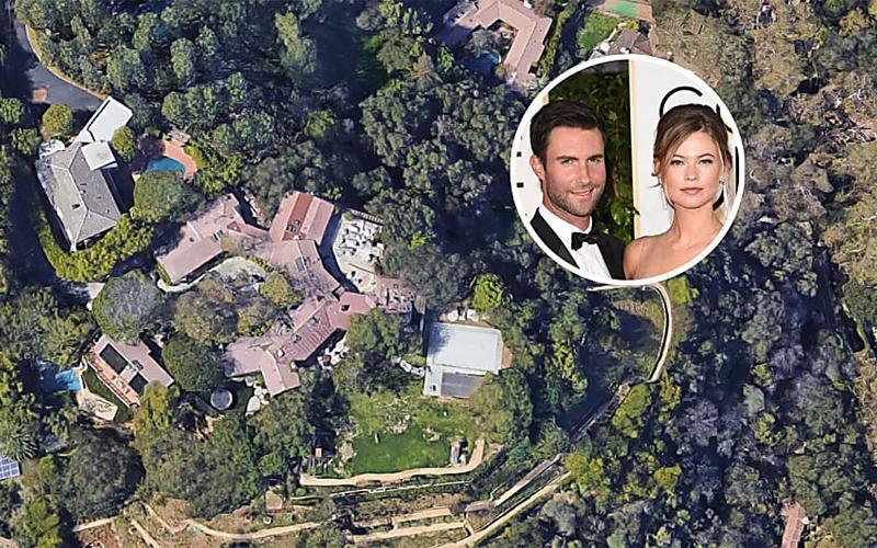 Adam Levine Purchases $32M Mansion in Los Angeles