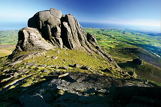 Posti spettacolari in Irlanda: le Mourne Mountains
