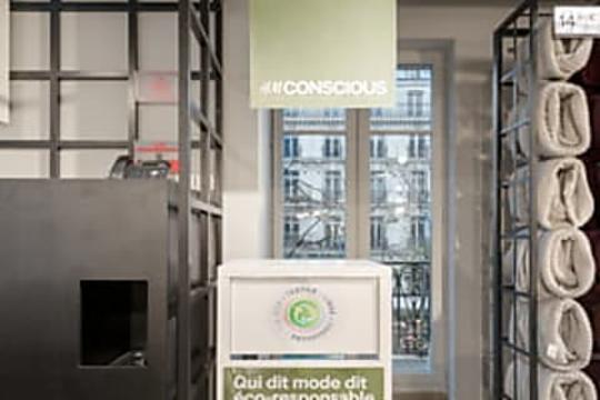 Grâce au recyclage, H&M rend ses bonnes affaires éthiques