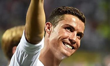 Las felicitaciones a Cristiano por su cuarto Balón de Oro