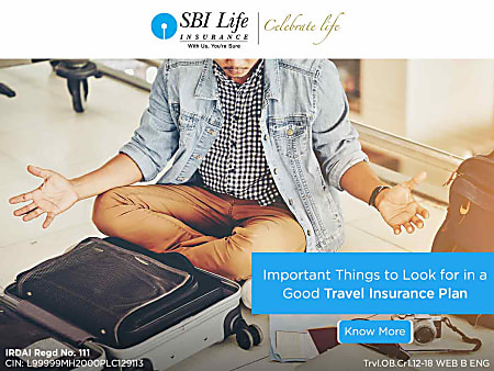 What to look at when opting for a good travel insurance plan.