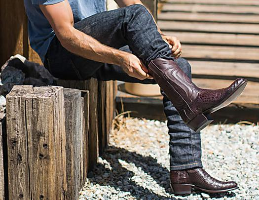 Cowboy Boot Lovers Are Going Crazy Over This New Brand